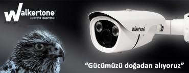 5 Yıl Garantili Walkertone Marka Kameralarımız Stokta